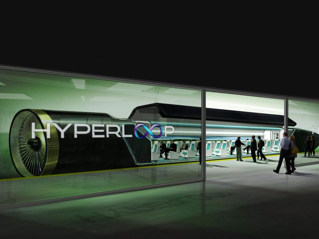 hyperloop transport